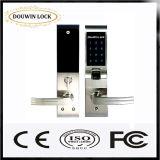 Fechamento de porta da impressão digital de Digitas com o FCC do Ce para o fechamento Home