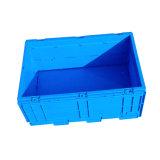Contenitore pieghevole di plastica pieghevole di serie 600*400
