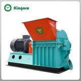 Material en máquina de uso común de la trituradora