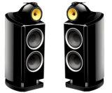 2015 Nuevo acabado negro piano brillante torre poderoso Audio Hifi altavoz Surround 5.1 Sistema de cine en casa