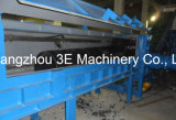 Défibreur horizontal de pipe de la pipe Shredder/HDPE de la pipe Shredder/PVC de la pipe Shredder/PE/Pet/Wtph40100-6