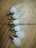 A60 5W/7W ampoule du capteur de lumière LED solaire pour DC 12V/24V