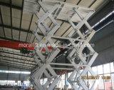 Elevatore verticale idraulico della piattaforma dell'automobile