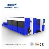 Полный автомат для резки Lm3015hm3 лазера волокна плит и труб предохранения