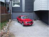 Автомобиль вращающейся платформы гараж автомобильная парковка по месту жительства вращающейся платформы