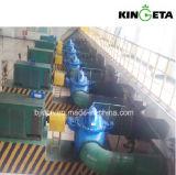 Kingeta personalizou a bomba de água industrial para a economia da eletricidade que reforma o projeto em Indonésia