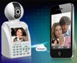 Nieuwe Intelligente Robot-- Het Systeem van het Alarm van het huis met het Systeem van het Alarm van WiFi van de Camera (wl-jt-4S)