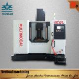 Машина Atc изготовления Vmc420L Китая миниая Drilling