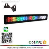 Riga programmabile grafica del calcolatore RS232 RGB LED del comitato del dispositivo del testo di messaggio di Scrolling di colore completo LED singola che fa pubblicità al tabellone del LED