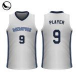 Dri Fit New Design Basketball Uniforms All'Ingrosso