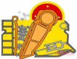Блок дробилки челюсти делая машину для сбывания с ценой по прейскуранту завода-изготовителя
