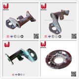 La fabrication de pièces de rechange Sinotruk chariot le support du silencieux (Az9719540002)