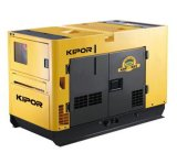 Quatro gerador Diesel silencioso do curso 704kw 880kVA com motor 12V2000g65 do MTU