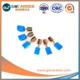 El aluminio Corte Máquina herramienta rotativa de tungsteno rebabas