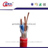 Câble résistant au feu de fumée inférieure pour la garantie