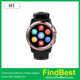 H1 Smart Watch 1.39pouces étanches IP68 400*400 WiFi GPS