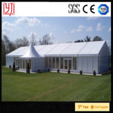 Шатер случая высокого пика по-разному форменный шатра шатра смешанного белый для сбывания
