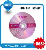 Blanc 2017 de qualité de Ronc DVD-R avec l'impression d'OEM