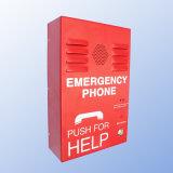 Телефон помощи коробки звонока Knzd-38 непредвиденный Sos для авиапорта
