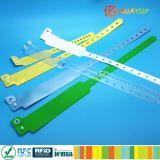 Bracelet remplaçable de bracelet de l'IDENTIFICATION RF ICODE SLIX 2 pour le billet de ski