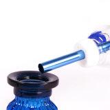 유리제 한덩어리 실리콘은 기술 부속품 Hookah 소형 전자 Cigarett Hookah Shisha 연기가 나는 관 유리제 수관 유리제 연기가 나는 관 담배를 배관한다
