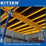 システムを形作る安全によって保証されるアルミニウムコンクリートスラブ