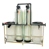 Автоматический клапан управления Fleck ионного обмена умягчитель воды,