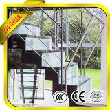 China-Fabrik-Fertigung-lamelliertes Glas für Treppen-Handlauf mit Cer/ISO9001/CCC