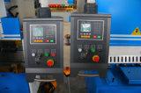 Macchina di taglio d'alimentazione anteriore idraulica dell'oscillazione di CNC 4*2500