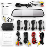 Беспроводной Автореверсом парковочный датчик с 4 ультразвуковые датчики