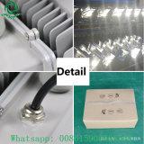 50W 100W 150W Holofote Externo LED Projector com Sensor