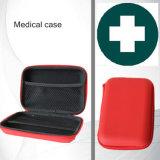 Аптечка первой помощи в покрытии путевых расходов чрезвычайной противоударная EVA медицинским комплектом с держателем