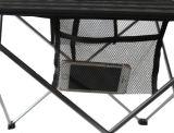 خارجيّة يطوي يخيّم ألومنيوم طاولة لأنّ يخيّم, يصطاد, شاطئ, نزلة ووقت فراغ إستعمالات: [س4]