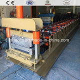Qualitäts-Metallprofil-Blatt runzelte die Dach-Panel-Rolle, die Maschine bildet