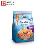 Emballage Alimentaire de la mer surgelés en plastique Sac avec encoche de découpe