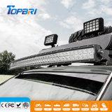 Curvas de alta potencia 288W Jeep Wrangler carretilla de la barra de luz LED