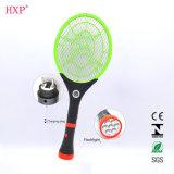 Swatter do mosquito do melhor vendedor com lanterna elétrica do diodo emissor de luz