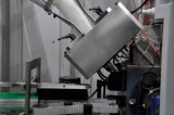 Máquina de impresión en offset plástica de la taza con el color 6