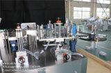 중국 제조자 자동적인 회전하는 스티커 레테르를 붙이는 기계