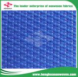 63inch Tela ninguna tela cruzada del Nonwoven de la materia textil de Spunbond del polipropileno de Tejida