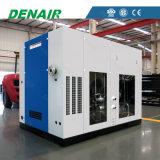 Compressor van de Lucht van de olie de Vrije voor Voedsel met Lucht van de Olie van 100% de Vrije Samengeperste