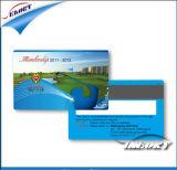 Карточка подарка магнитной нашивки PVC печатание