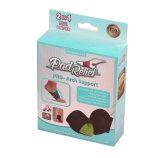 Kundenspezifische Druck-Kosmetik-verpackender weißes Pappgeschenk-Papierkasten, Geschenk-Paket-Papier-Pappkosmetik-Kasten