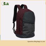 Trouxa quente da mochila dos sacos de escola dos adolescentes do curso do projeto para portáteis