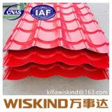 Wiskind Hoja de acero corrugado el acero de color