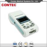 De medische Draagbare Monitor EKG/ECG van de Apparatuur met het Scherm van de Aanraking