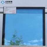 Volet de deux couleurs de sécurité personnalisés Le verre trempé pour la construction