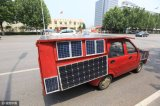 주문을 받아서 만들어진 크기 가득 차있는 증명서 태양 전지판 PV 모듈 태양계