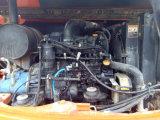 Excavador usado de la correa eslabonada de la correa eslabonada Dh80-7 de Doosn mini
