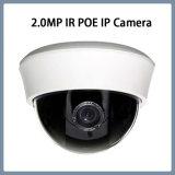 2.0MP appareil-photo en plastique de dôme de degré de sécurité de télévision en circuit fermé de réseau de Poe de lentille d'IP Varifocal